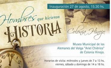 """Reconocimiento a los """"Hombres que hicieron historia"""" en Colonia Hinojo"""