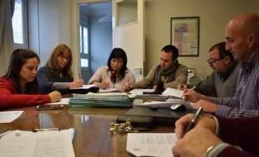Labor Parlamentaria fijó los temas sobre tablas para la novena Sesión
