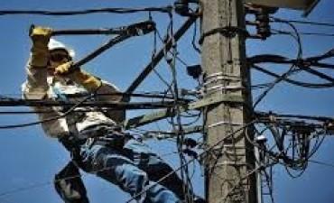 Una falla en el sistema dejó sin luz a varios sectores de la ciudad