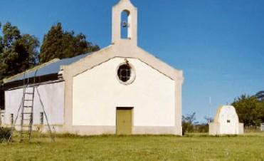 Buscan incorporar al patrimonio cultural la Iglesia de Colonia Nievas