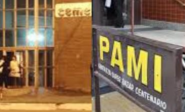 PAMI firma convenio con CEMEDA