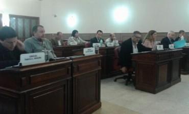 Concejo Deliberante: la totalidad de los expedientes fueron aprobados por unanimidad