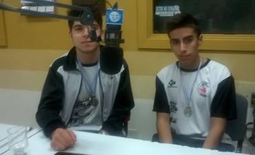 Tiro:campeones nacionales Olavarrienses en LU 32