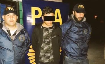 Detuvieron  en Tapalque a un hombre acusado de amenazar a Esteban Bullrich