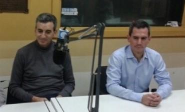 González Hueso participó de un encuentro con Florencio Randazzo