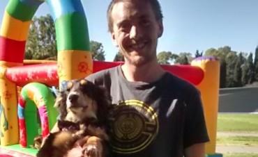 Se realizó con éxito la jornada de adopción de mascotas en el Parque Helios Eseverri