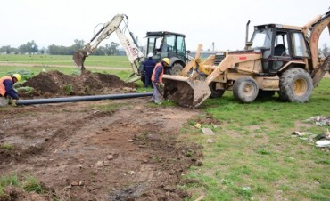El Municipio mejora el suministro de agua potable