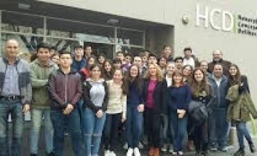 Los Concejales Estudiantiles tuvieron su primera reunión de Comisión