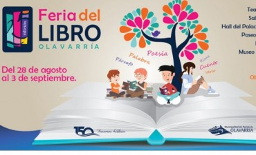 Feria del Libro: la actividad retomará a las 16 horas