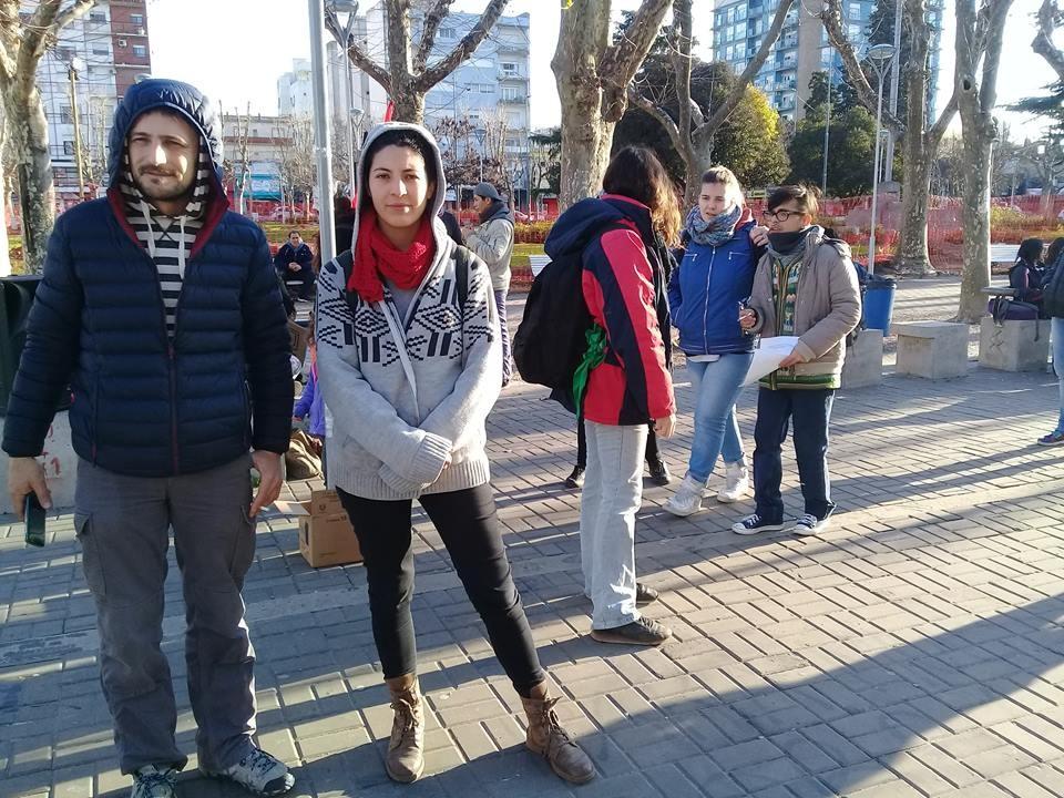 Acto y movilización por Santiago Maldonado