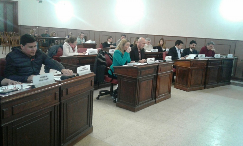HCD: extensa sesión con varios temas nacionales en debate