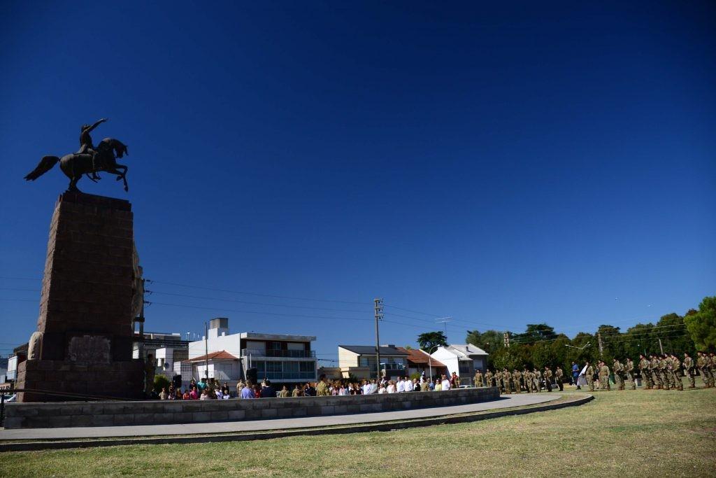 Olavarría conmemorará el aniversario del fallecimiento de San Martín
