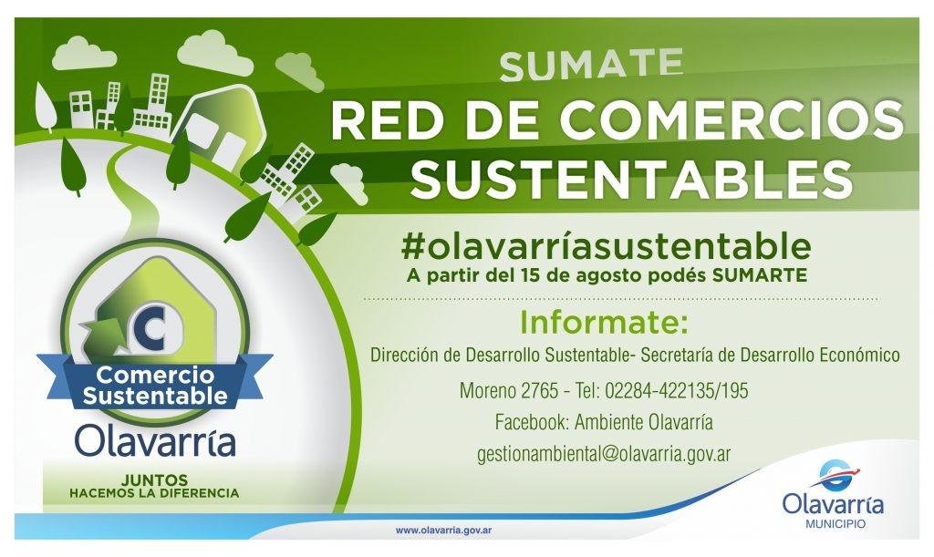 Comercios sustentables, un valor agregado
