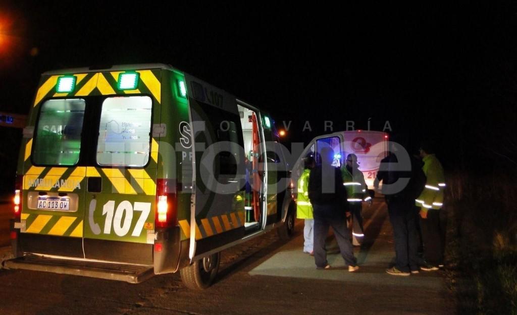 Una pasajera de Ola Bus herida por un piedrazo