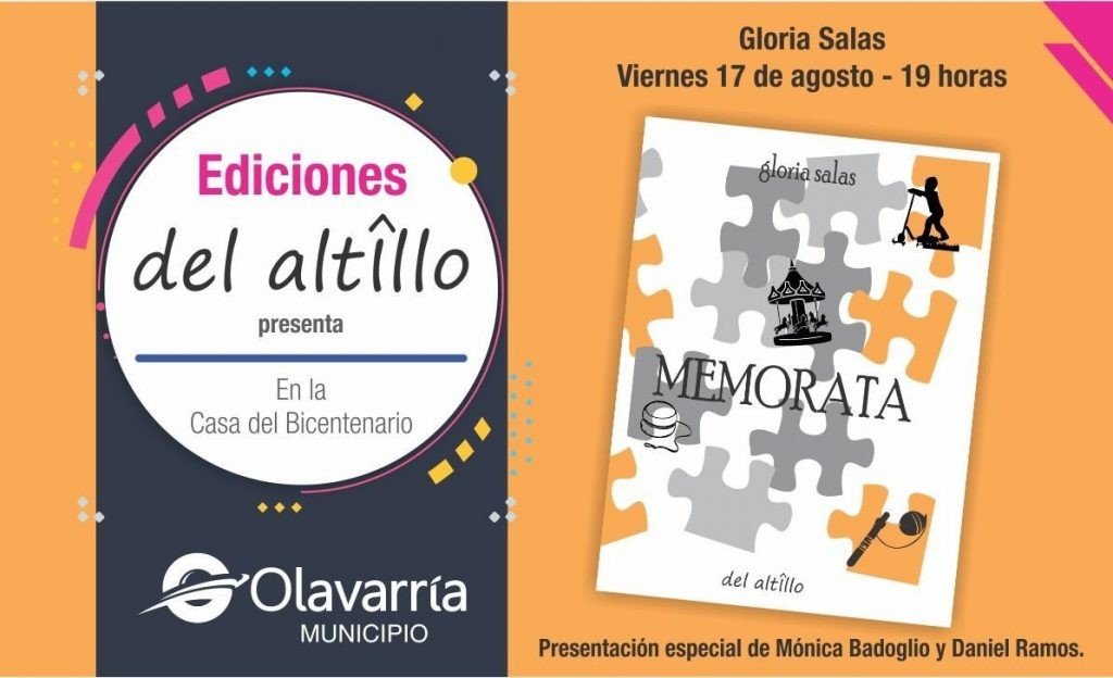 El Municipio acompaña el crecimiento de la literatura local