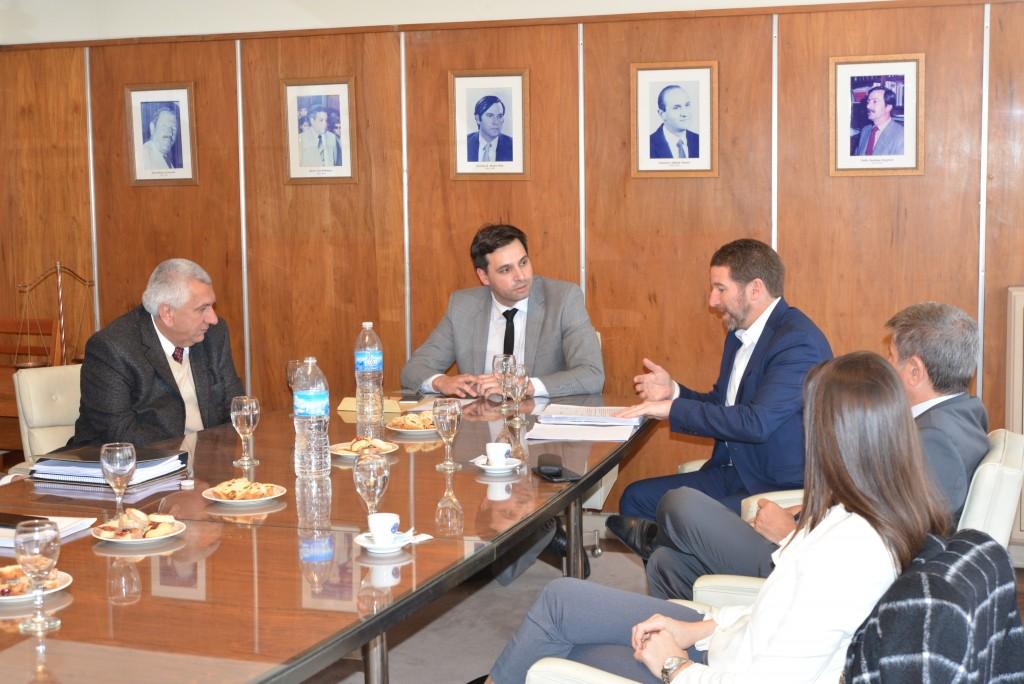 Los abogados escucharon a los redactores del nuevo código procesal penal de la provincia