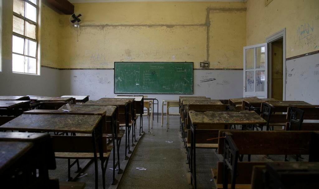 Casi un ciclo lectivo de paros docentes en los últimos dieciséis años y medio