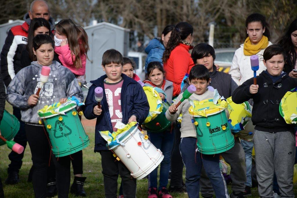 Las localidades celebran para los más chicos