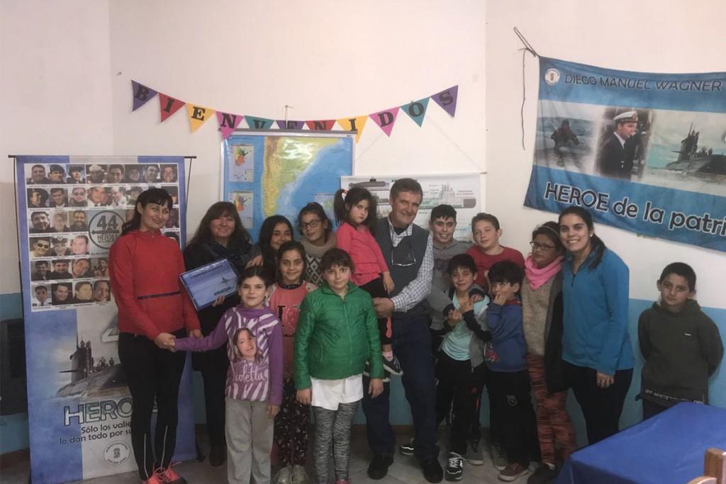 Relatos de vida en el Centro de Día Nº 7
