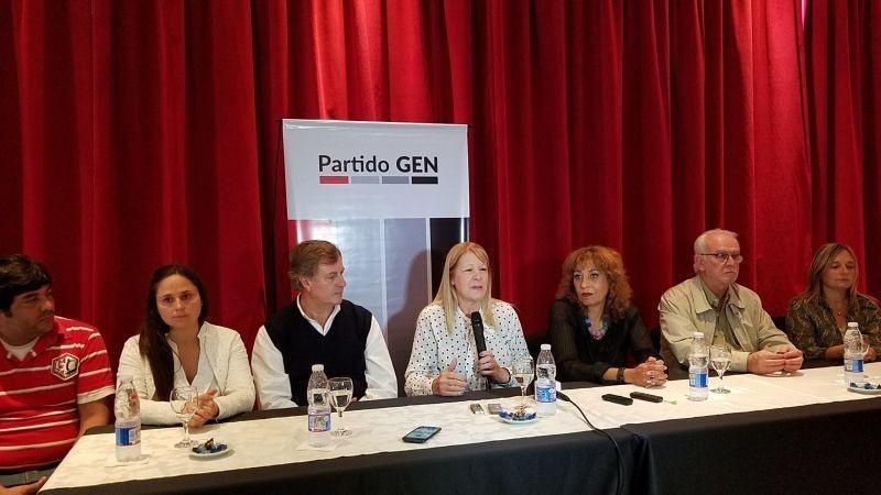 El Partido GEN, con Stolbizer, tendrá plenario seccional en Olavarría