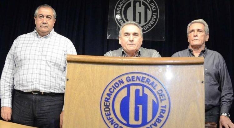 La CGT anunció un paro general para el 25 de septiembre