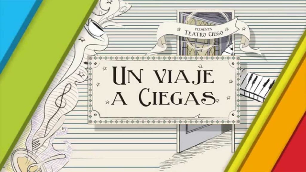 """""""Un viaje a ciegas"""" en la Casa del Bicentenario"""