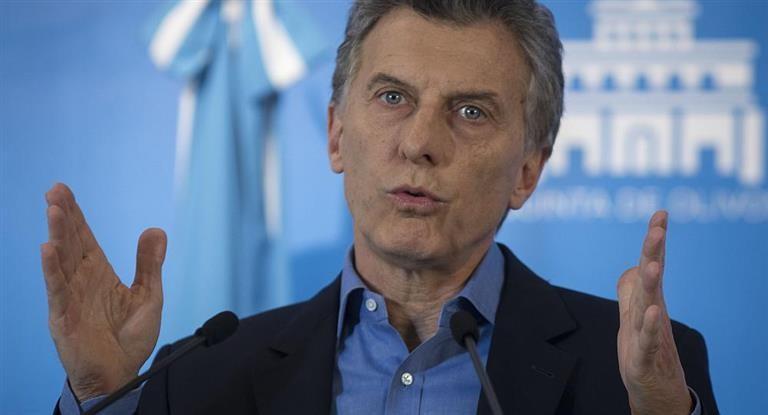 Riesgo país se dispara a nuevo máximo en la era Macri
