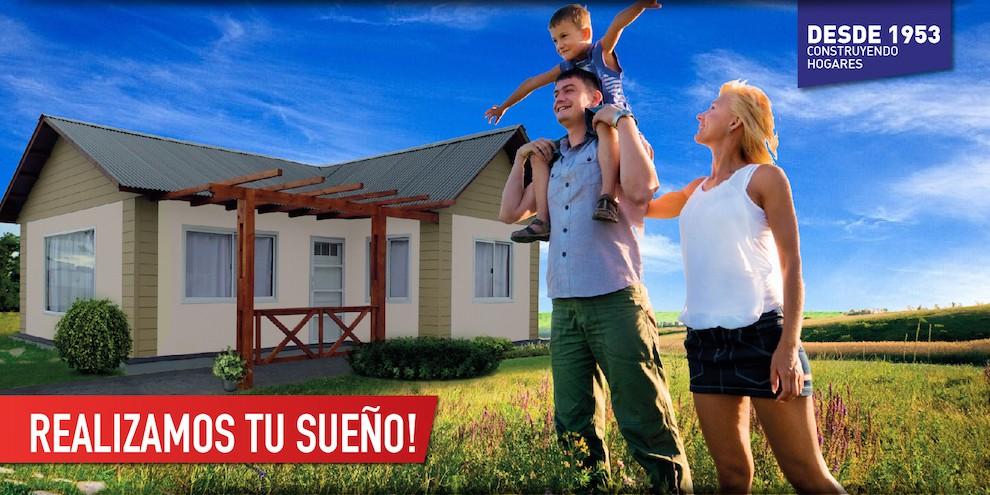 Viviendas Alegretti acerca el sueño de la casa propia