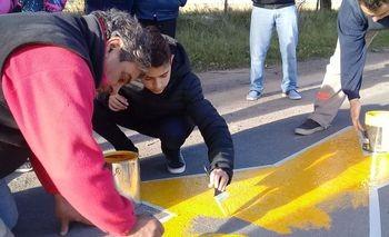 Este sábado se pinta la Estrella Amarilla 142