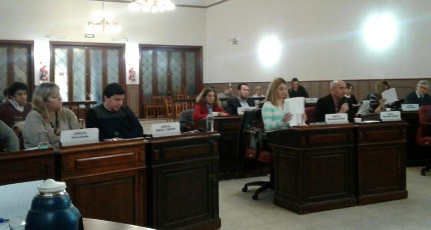 El Concejo Deliberante aprobó  la rebaja en la tasa de Seguridad e Higiene para determinados contribuyentes