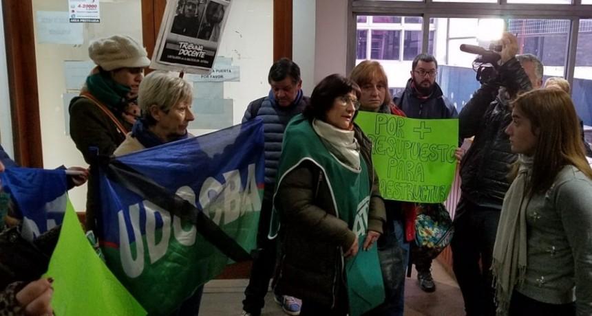 Repercusiones de la explosión en Moreno: ATE Olavarría presentó una nota en el Consejo Escolar