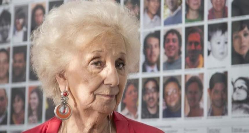 Abuelas de Plaza de Mayo anuncia la restitución del nieto número 128