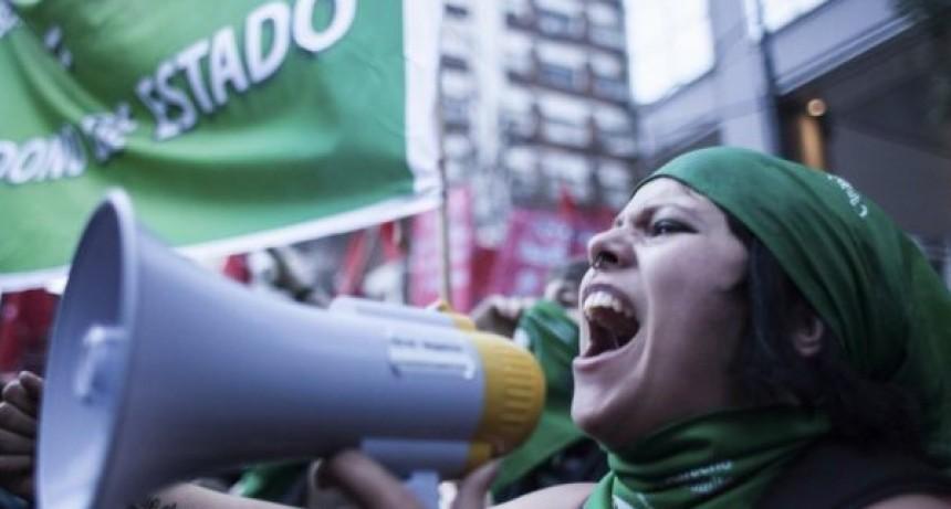 Aborto: 'Cuidemos Olavarría' se manifestó a favor de la legalización