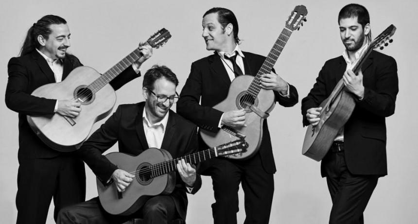 "Milonga, candombe, tango y música criolla al ritmo del ""Yotivenco"""