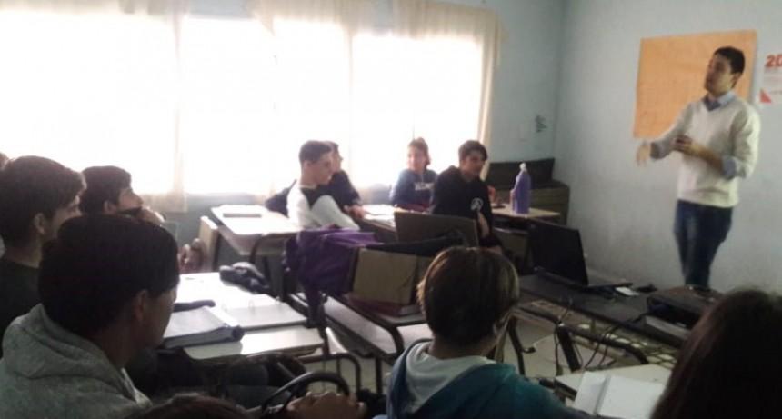 Olavarría conoce Olavarría: culminó la jornada en la Escuela N° 20