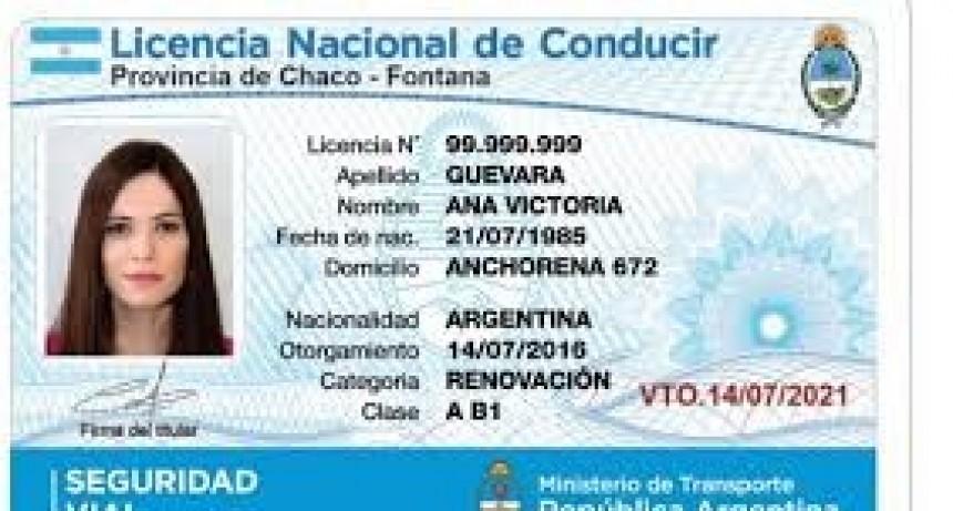 Carnet de conducir: casos de no aptitud