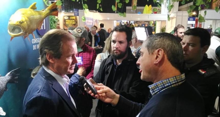 Radio Olavarría presente en la Expo Caza, Pesca y Outdoor y Expo Armas