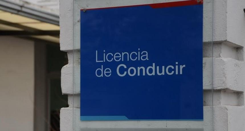 Reprogramación de trámites en la Dirección de Licencias de Conducir