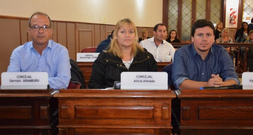 Unidad Ciudadana presentará varios proyectos para ser tratados en el Concejo Deliberante