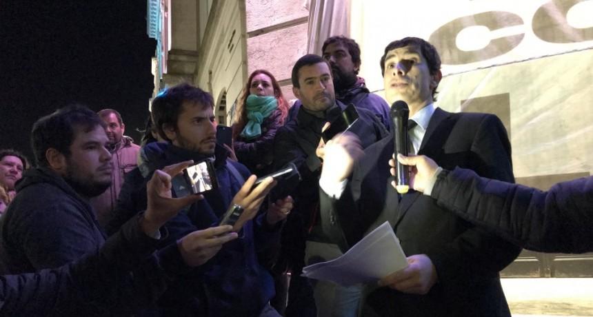 Denuncias cruzadas entre un ex Defensor y la Fiscalía