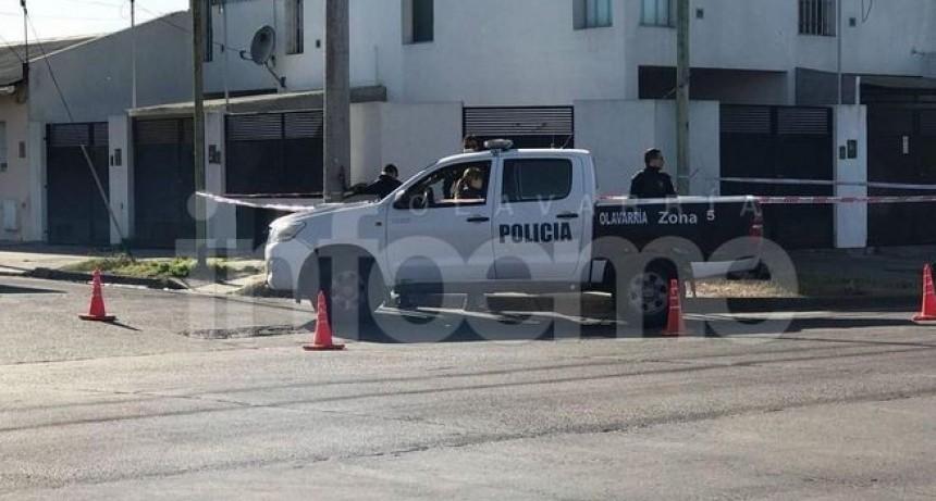 Confirman que la persona encontrada sin vida en la calle falleció de causas naturales