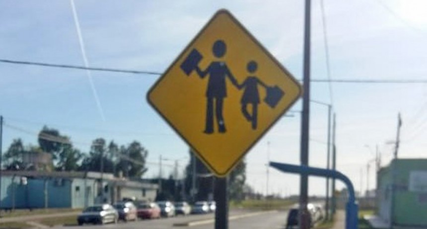Seguridad vial en escuelas