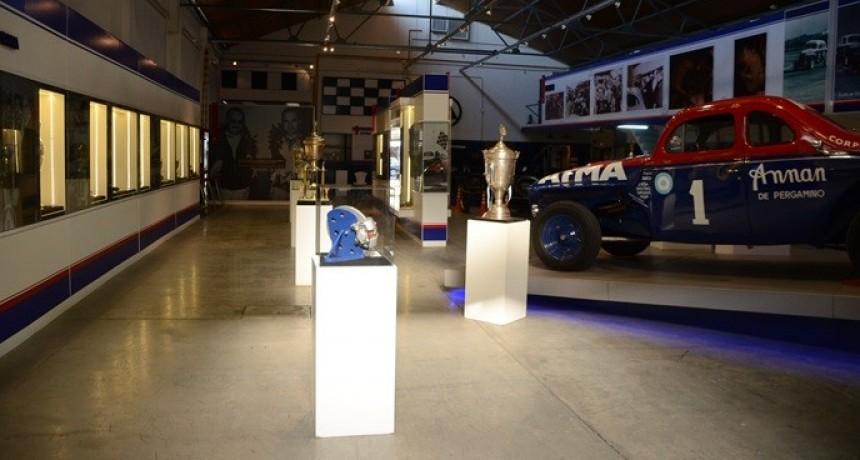 """Museo """"Hnos Emiliozzi"""": modificación en la fecha de próxima actividad"""
