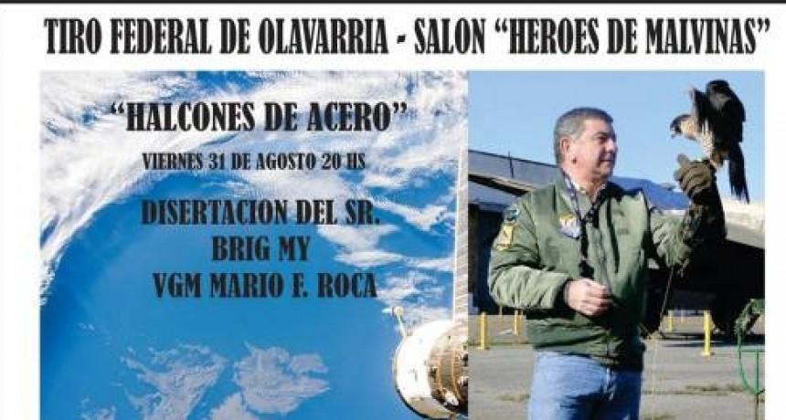 Malvinas: invitan a una charla sobre la batalla aérea