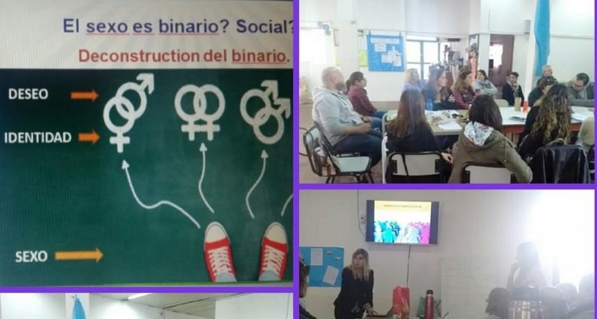 General Alvear: Jornada de Concientización e Intercambio sobre Identidad de Género