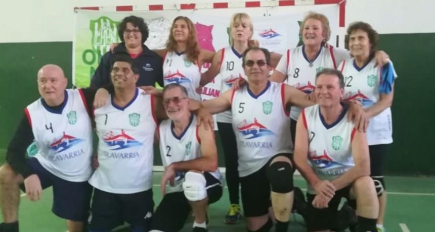 Juegos Buenos Aires 2018: adultos mayores sin escala hacia La Feliz