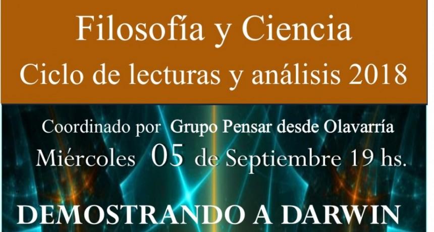 Filosofía y Ciencia: continúa el Ciclo de lecturas y análisis