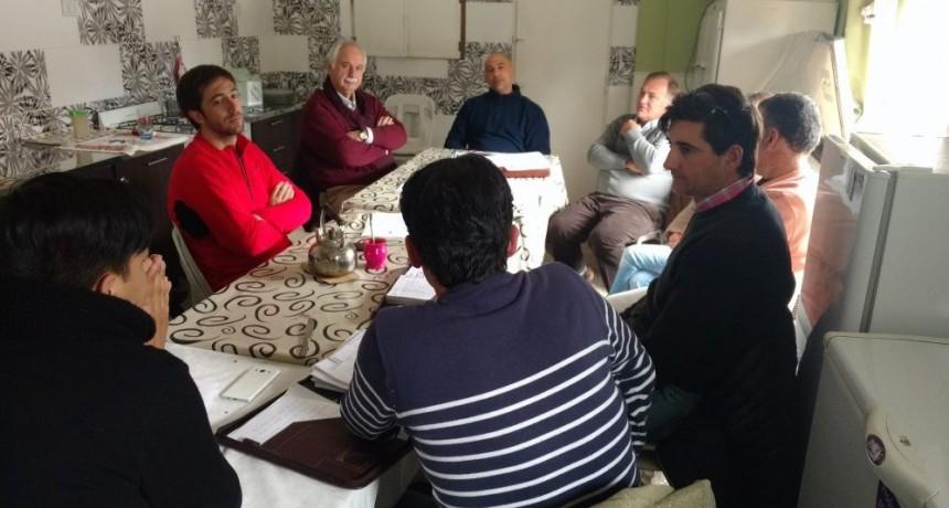 En Sierras Bayas se realizó la reunión mensual con delegados