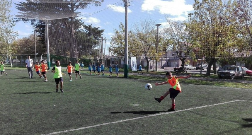 Se viene una nueva fecha del Torneo de Fútbol Interbarrial
