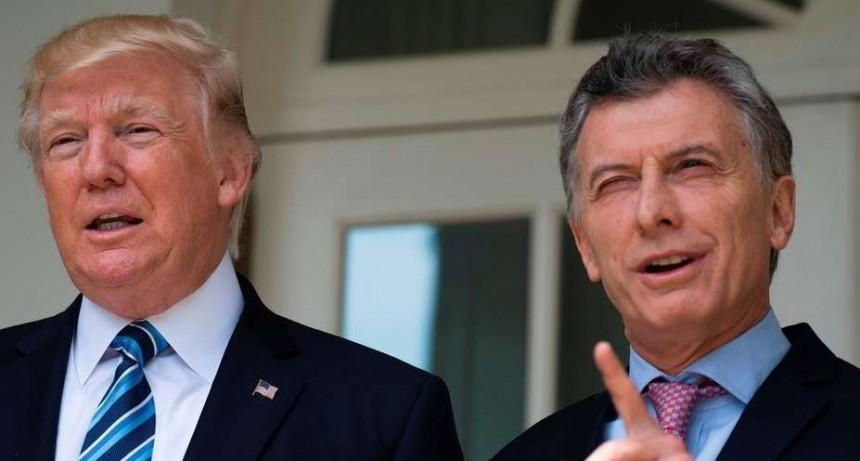 La Casa Blanca confirmó que Donald Trump visitará Argentina para la Cumbre del G20 y luego irá a Colombia